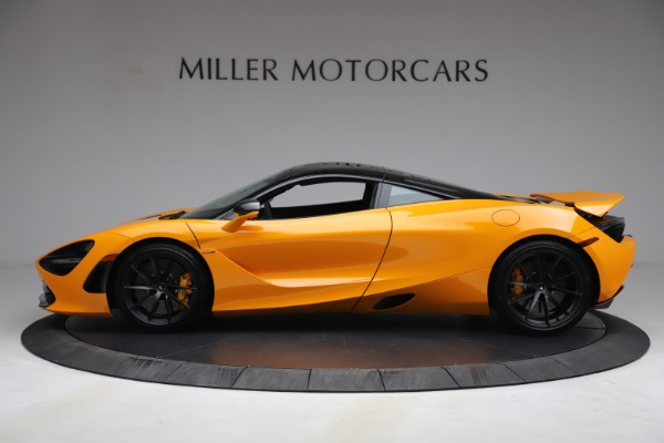 Used 2019 McLaren 720S Performance for sale $309,990 at Alfa Romeo of Greenwich in Greenwich CT 06830 3