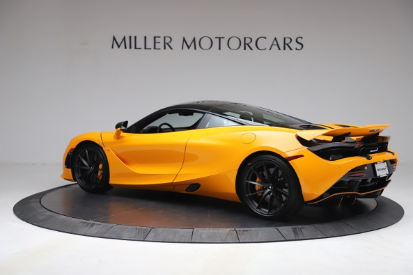 New 2019 McLaren 720S Performance for sale Sold at Alfa Romeo of Greenwich in Greenwich CT 06830 4