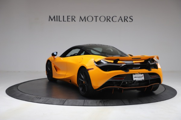 Used 2019 McLaren 720S Performance for sale $309,990 at Alfa Romeo of Greenwich in Greenwich CT 06830 5