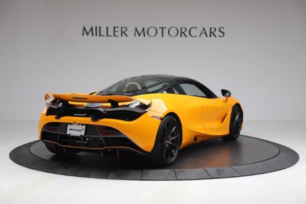 Used 2019 McLaren 720S Performance for sale $309,990 at Alfa Romeo of Greenwich in Greenwich CT 06830 7