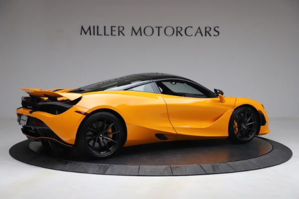 New 2019 McLaren 720S Performance for sale Sold at Alfa Romeo of Greenwich in Greenwich CT 06830 8