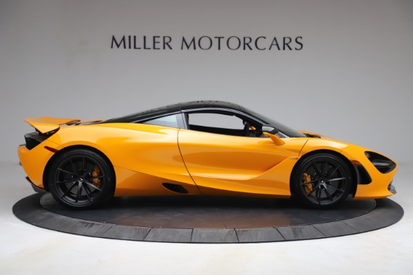 Used 2019 McLaren 720S Performance for sale $309,990 at Alfa Romeo of Greenwich in Greenwich CT 06830 9
