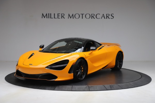 New 2019 McLaren 720S Performance for sale Sold at Alfa Romeo of Greenwich in Greenwich CT 06830 1