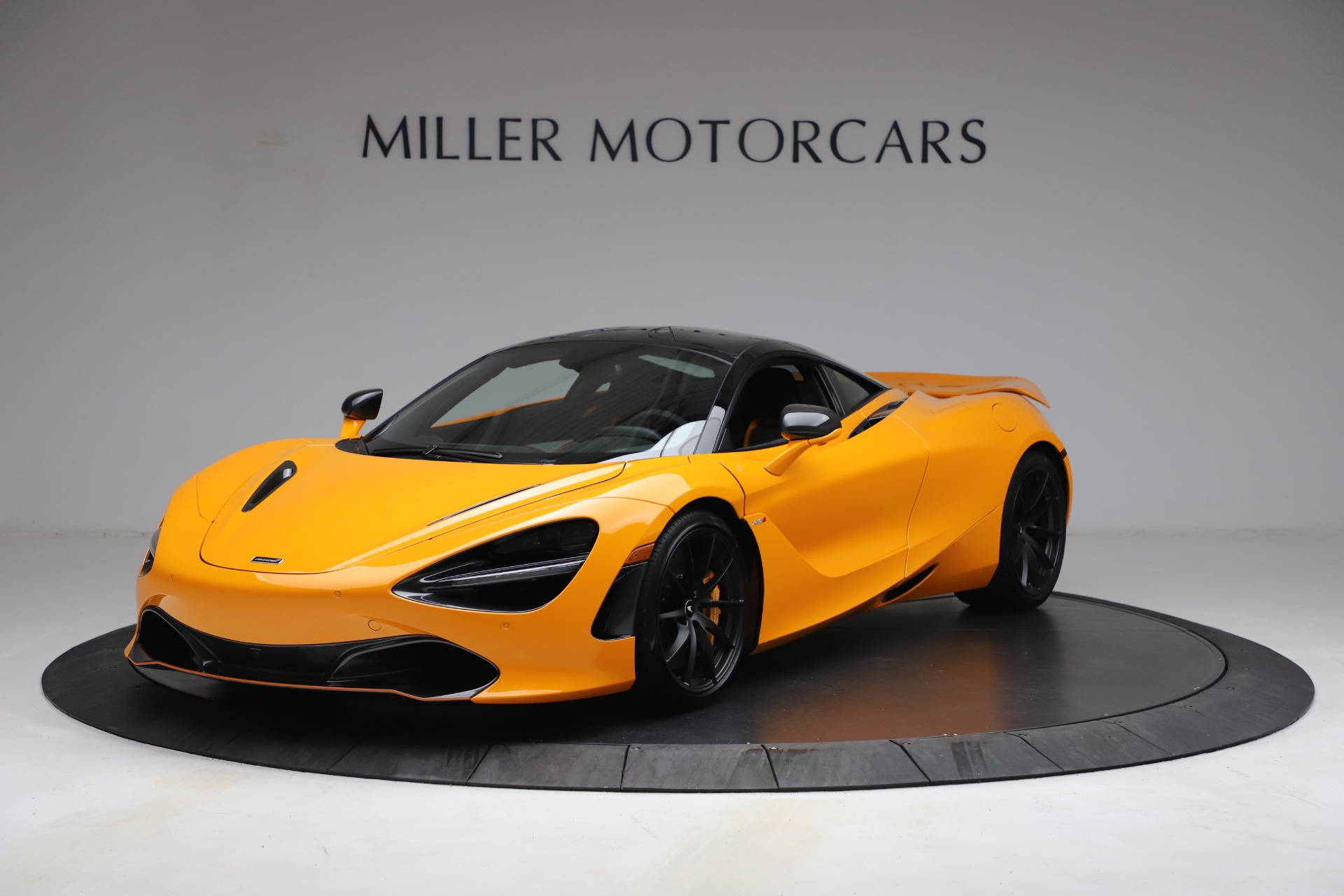 Used 2019 McLaren 720S Performance for sale $309,990 at Alfa Romeo of Greenwich in Greenwich CT 06830 1