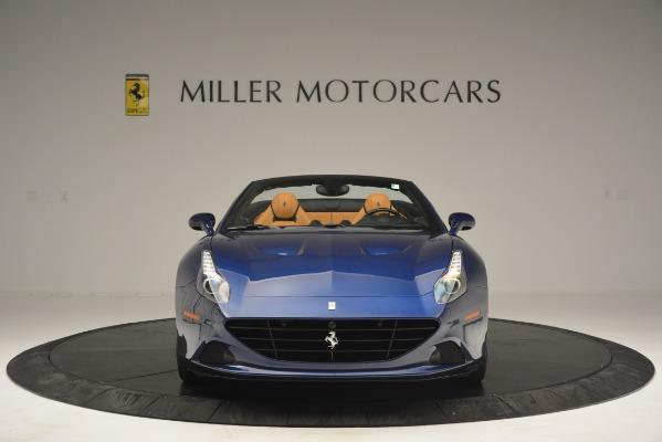 Used 2016 Ferrari California T for sale Sold at Alfa Romeo of Greenwich in Greenwich CT 06830 12