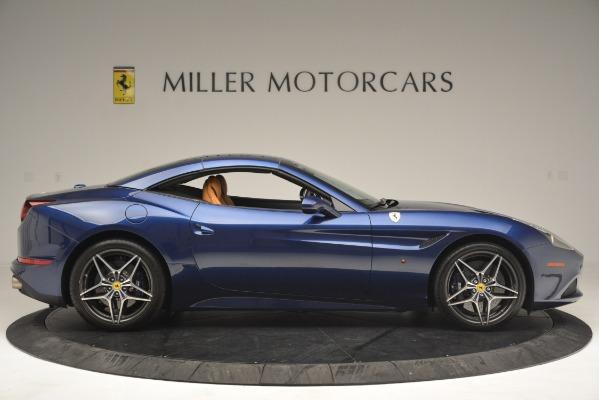 Used 2016 Ferrari California T for sale Sold at Alfa Romeo of Greenwich in Greenwich CT 06830 21