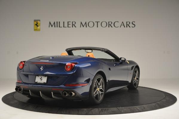 Used 2016 Ferrari California T for sale Sold at Alfa Romeo of Greenwich in Greenwich CT 06830 7