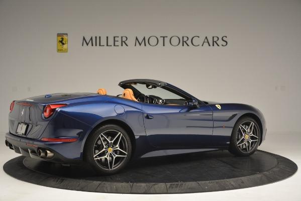 Used 2016 Ferrari California T for sale $152,900 at Alfa Romeo of Greenwich in Greenwich CT 06830 8