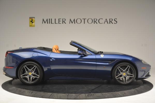 Used 2016 Ferrari California T for sale Sold at Alfa Romeo of Greenwich in Greenwich CT 06830 9