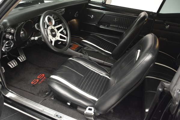 Used 1967 Chevrolet Camaro SS Tribute for sale Sold at Alfa Romeo of Greenwich in Greenwich CT 06830 16