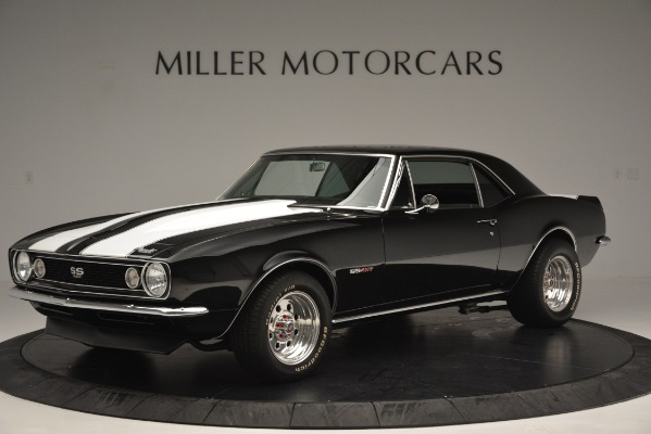 Used 1967 Chevrolet Camaro SS Tribute for sale Sold at Alfa Romeo of Greenwich in Greenwich CT 06830 2