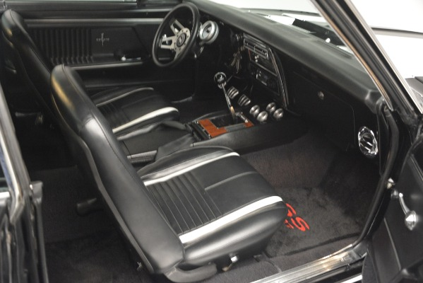 Used 1967 Chevrolet Camaro SS Tribute for sale Sold at Alfa Romeo of Greenwich in Greenwich CT 06830 20