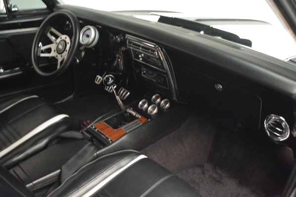 Used 1967 Chevrolet Camaro SS Tribute for sale Sold at Alfa Romeo of Greenwich in Greenwich CT 06830 21