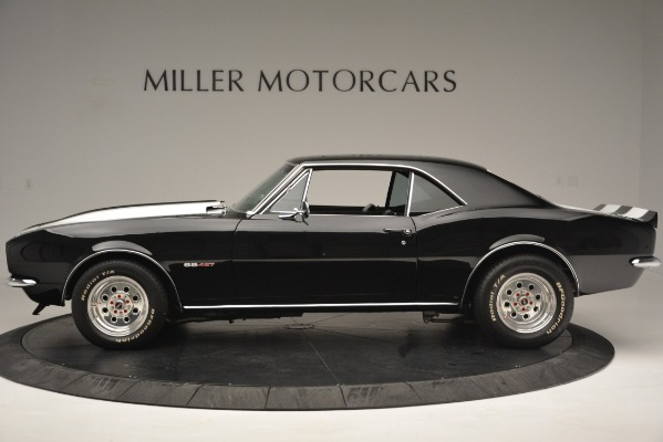 Used 1967 Chevrolet Camaro SS Tribute for sale Sold at Alfa Romeo of Greenwich in Greenwich CT 06830 3