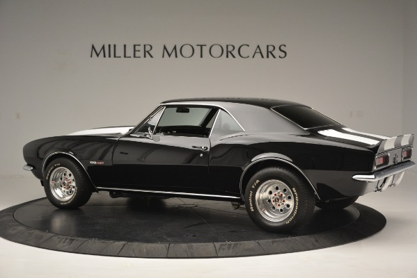 Used 1967 Chevrolet Camaro SS Tribute for sale Sold at Alfa Romeo of Greenwich in Greenwich CT 06830 5