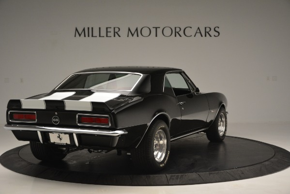 Used 1967 Chevrolet Camaro SS Tribute for sale Sold at Alfa Romeo of Greenwich in Greenwich CT 06830 9