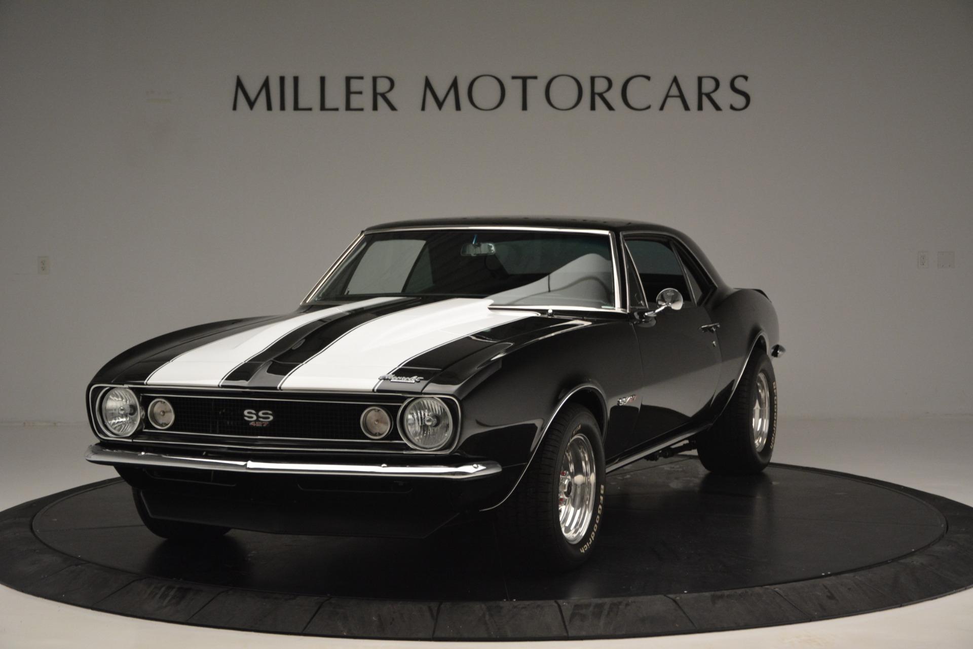 Used 1967 Chevrolet Camaro SS Tribute for sale Sold at Alfa Romeo of Greenwich in Greenwich CT 06830 1