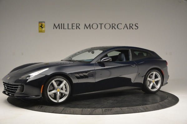 Used 2018 Ferrari GTC4Lusso for sale Sold at Alfa Romeo of Greenwich in Greenwich CT 06830 2