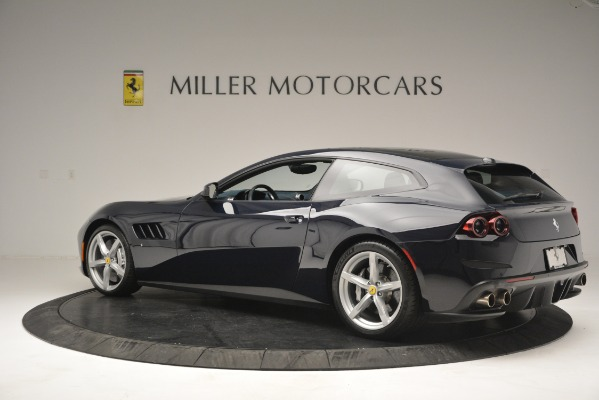 Used 2018 Ferrari GTC4Lusso for sale Sold at Alfa Romeo of Greenwich in Greenwich CT 06830 4