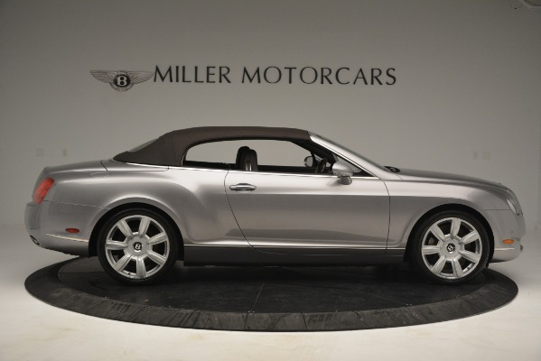 Used 2009 Bentley Continental GT GT for sale Sold at Alfa Romeo of Greenwich in Greenwich CT 06830 18