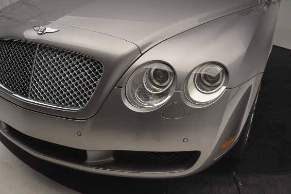 Used 2009 Bentley Continental GT GT for sale Sold at Alfa Romeo of Greenwich in Greenwich CT 06830 21