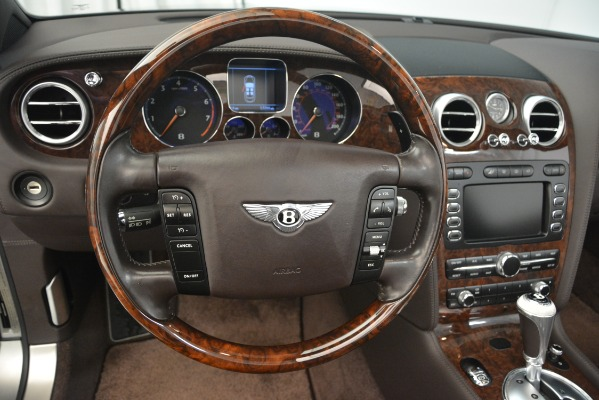 Used 2009 Bentley Continental GT GT for sale Sold at Alfa Romeo of Greenwich in Greenwich CT 06830 26