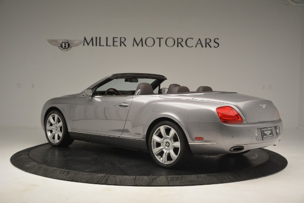 Used 2009 Bentley Continental GT GT for sale Sold at Alfa Romeo of Greenwich in Greenwich CT 06830 4