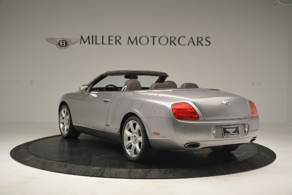 Used 2009 Bentley Continental GT GT for sale Sold at Alfa Romeo of Greenwich in Greenwich CT 06830 5