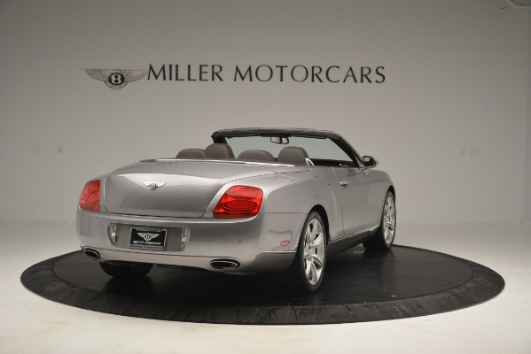 Used 2009 Bentley Continental GT GT for sale Sold at Alfa Romeo of Greenwich in Greenwich CT 06830 7