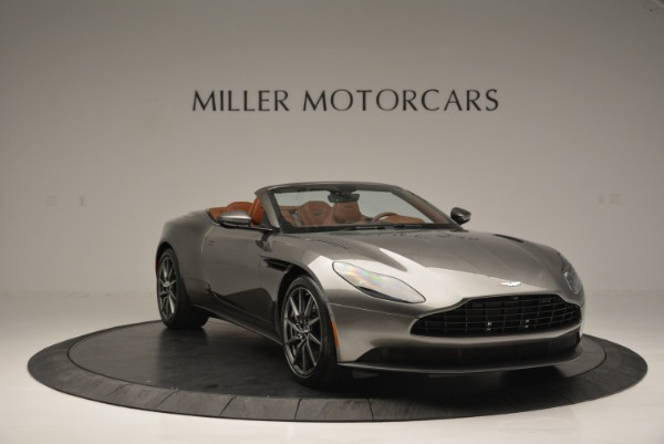 Used 2019 Aston Martin DB11 V8 Convertible for sale Sold at Alfa Romeo of Greenwich in Greenwich CT 06830 11