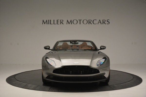 Used 2019 Aston Martin DB11 V8 Convertible for sale Sold at Alfa Romeo of Greenwich in Greenwich CT 06830 12