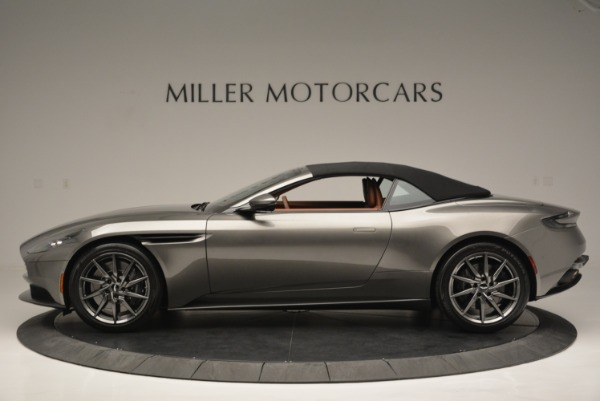 Used 2019 Aston Martin DB11 V8 Convertible for sale Sold at Alfa Romeo of Greenwich in Greenwich CT 06830 15