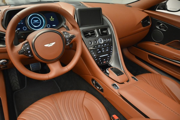 Used 2019 Aston Martin DB11 V8 Convertible for sale Sold at Alfa Romeo of Greenwich in Greenwich CT 06830 20