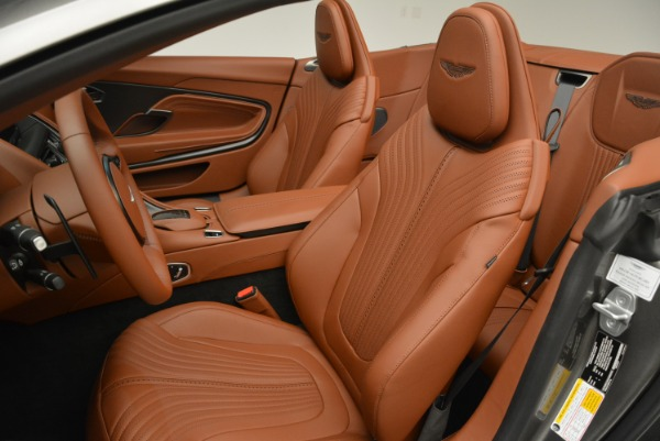 Used 2019 Aston Martin DB11 V8 Convertible for sale Sold at Alfa Romeo of Greenwich in Greenwich CT 06830 21
