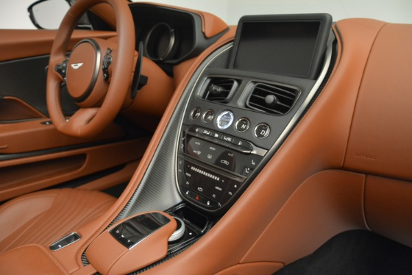 Used 2019 Aston Martin DB11 V8 Convertible for sale Sold at Alfa Romeo of Greenwich in Greenwich CT 06830 24