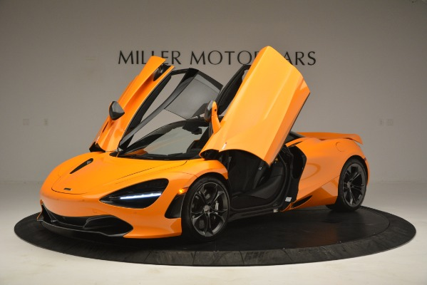Used 2018 McLaren 720S Performance for sale Sold at Alfa Romeo of Greenwich in Greenwich CT 06830 14