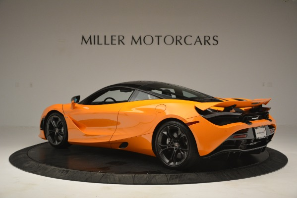 Used 2018 McLaren 720S Performance for sale Sold at Alfa Romeo of Greenwich in Greenwich CT 06830 4
