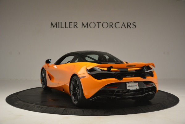 Used 2018 McLaren 720S Performance for sale Sold at Alfa Romeo of Greenwich in Greenwich CT 06830 5