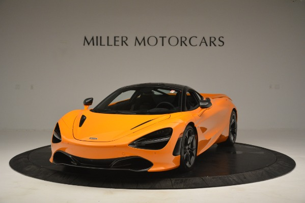 Used 2018 McLaren 720S Performance for sale Sold at Alfa Romeo of Greenwich in Greenwich CT 06830 1
