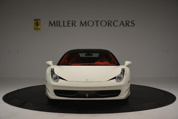 Used 2012 Ferrari 458 Italia for sale Sold at Alfa Romeo of Greenwich in Greenwich CT 06830 12
