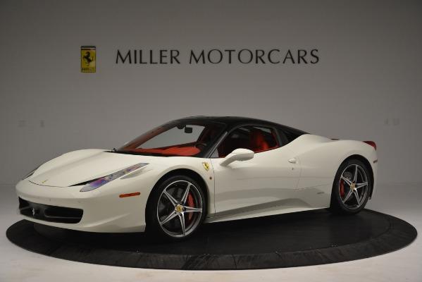 Used 2012 Ferrari 458 Italia for sale Sold at Alfa Romeo of Greenwich in Greenwich CT 06830 2