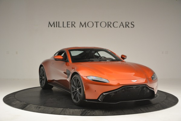 Used 2019 Aston Martin Vantage Coupe for sale Sold at Alfa Romeo of Greenwich in Greenwich CT 06830 11