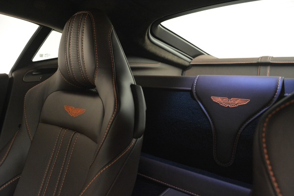 Used 2019 Aston Martin Vantage Coupe for sale Sold at Alfa Romeo of Greenwich in Greenwich CT 06830 16