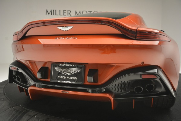 Used 2019 Aston Martin Vantage Coupe for sale Sold at Alfa Romeo of Greenwich in Greenwich CT 06830 19