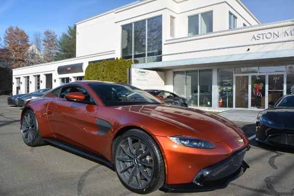 Used 2019 Aston Martin Vantage Coupe for sale Sold at Alfa Romeo of Greenwich in Greenwich CT 06830 23