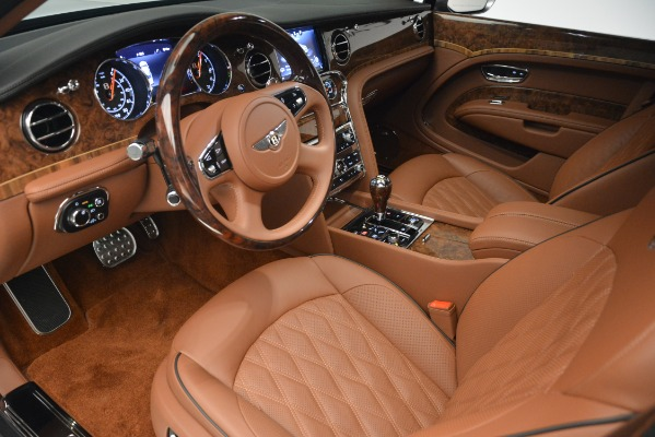New 2019 Bentley Mulsanne Speed for sale Sold at Alfa Romeo of Greenwich in Greenwich CT 06830 13