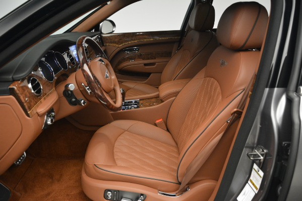 New 2019 Bentley Mulsanne Speed for sale Sold at Alfa Romeo of Greenwich in Greenwich CT 06830 14