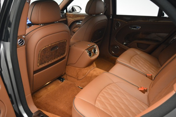 New 2019 Bentley Mulsanne Speed for sale Sold at Alfa Romeo of Greenwich in Greenwich CT 06830 17
