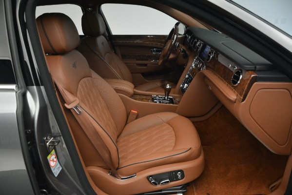 New 2019 Bentley Mulsanne Speed for sale Sold at Alfa Romeo of Greenwich in Greenwich CT 06830 20