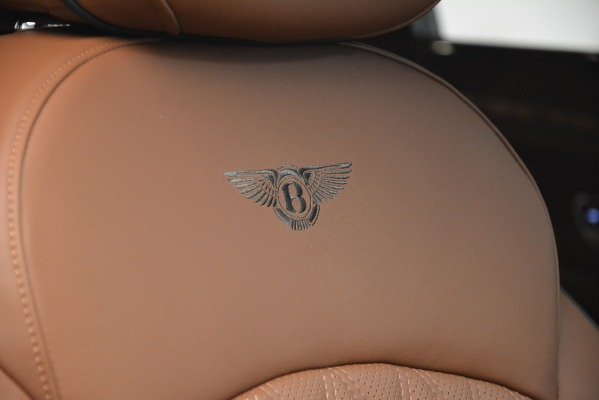 New 2019 Bentley Mulsanne Speed for sale Sold at Alfa Romeo of Greenwich in Greenwich CT 06830 22
